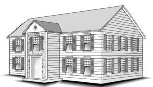 Colonial architectural