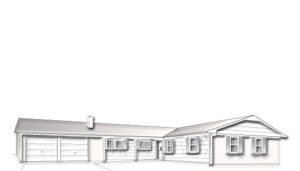 ranch architectural
